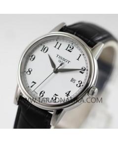 นาฬิกา TISSOT CARSON quartz T085.410.16.012.00 สายหนัง