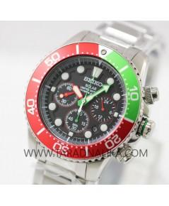 นาฬิกา SEIKO SOLAR Chronograph Diver\'s 200 m. SSC241P1 Limited Edition(ขายแล้วครับ)