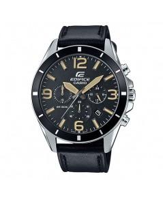 นาฬิกา CASIO Edifice chronograph EFR-553L-1BVUDF(ประกัน cmg)