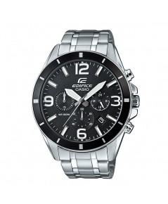 นาฬิกา CASIO Edifice chronograph EFR-553D-1BVUDF(ประกัน cmg)