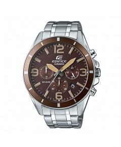 นาฬิกา CASIO Edifice chronograph EFR-553D-5BVUDF(ประกัน cmg)