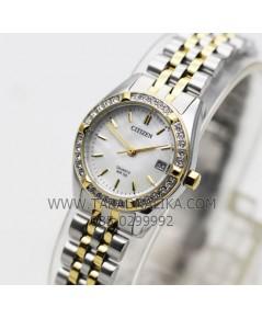 นาฬิกา CITIZEN lady crystal EU6064-54D