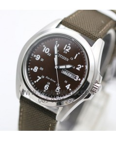 นาฬิกา CITIZEN Eco-Drive Gent AW0050-40w