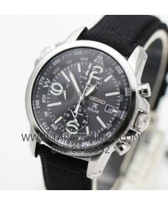 นาฬิกา SEIKO Prospex X Solar Alarm Chronograph SSC293P2