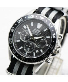 นาฬิกา ALBA Sport Chronograph Gent AT3A91X1