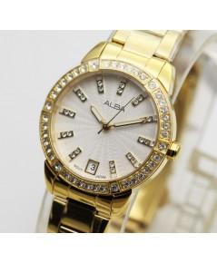 นาฬิกา ALBA modern ladies AG8H02X1 เรือนทอง