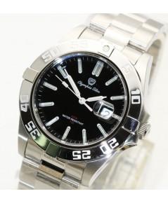 นาฬิกา Olympia Star sapphire  98019TG-204 หลอดแก็สเรืองแสง
