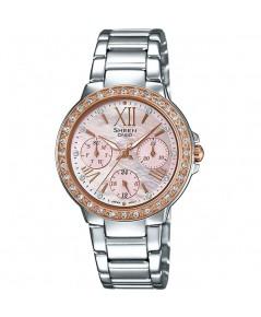 นาฬิกา CASIO SHEEN SHE-3052sg-4AUDR (ประกันศูนย์ CMG)