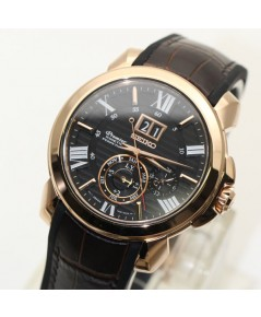นาฬิกา SEIKO Premier Kinetic Novak Djokovic Special Edition SNP146P1 Auto relay