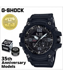 นาฬิกา g-shock 35TH Anniversary limited edition gg-1035a-1adr (ประกัน cmg)
