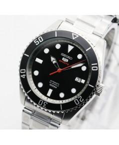 นาฬิกา SEIKO 5 Sports Automatic SRPB91K1 (ฺBlack Submarine)
