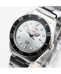 นาฬิกา SEIKO 5 Sports Automatic SRPB87K1 (ฺSilver Submarine)