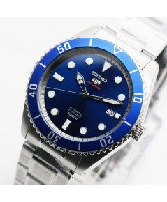 นาฬิกา SEIKO 5 Sports Automatic SRPB89K1 (ฺBlue Submarine)