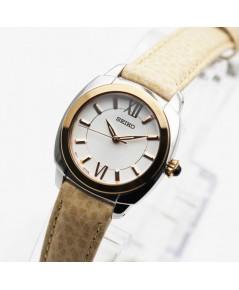 นาฬิกา SEIKO modern lady ควอทซ์ SRZ430P1 สายหนัง