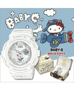 นาฬิกา CASIO Baby-G×HELLO KITTY limited edition BGA-190KT-7BDR(ประกัน cmg)