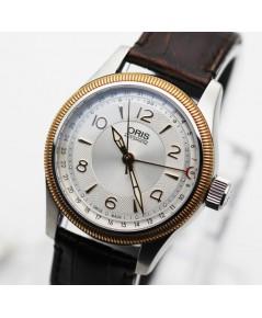 นาฬิกา ORIS Big Crown Pointer date sapphire new King size 40 mm 75476794331 FC