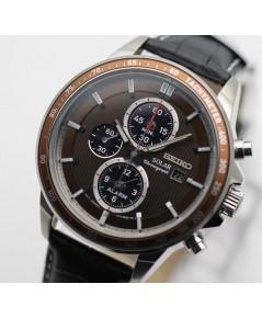 นาฬิกา SEIKO Prospex X Solar Alarm Chronograph SSC503P1