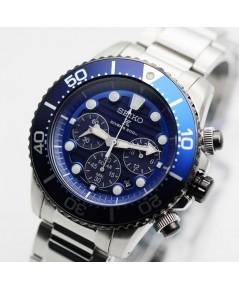 นาฬิกา SEIKO SOLAR Save the Ocean  SSC675P1 Special Edition