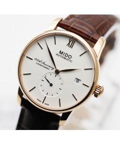 นาฬิกา MIDO Baroncelli Trilogy pinkgold M8608.3.26.8 limited Edition