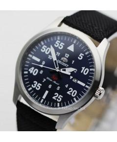 นาฬิกา Orient SP Sport ควอทซ์ ORUNG2005D สายหนังบุผ้า
