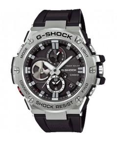 นาฬิกา CASIO G-Shock G-STEEL GST-B100-1ADR with Bluetooth and Tough Solar(ประกันCMG)