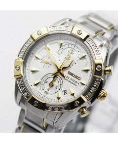 นาฬิกา SEIKO Velatura diamond Lady SNDV64P1 สองกษัตริย์