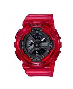 นาฬิกา CASIO Baby-G BA-110CR-4ADR new model (ประกัน CMG)