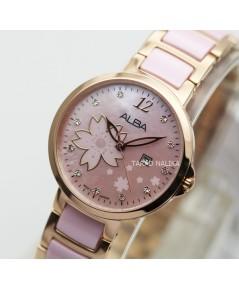 นาฬิกา ALBA lady Special Edition AXU040X1 สีทองชมพู