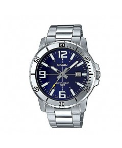 นาฬิกา CASIO Gent quartz MTP-VD01D-2BVUDF (ประกัน cmg)
