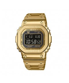 นาฬิกา CASIO G-Shock Full Metal Tough Solar Bluetooth GMW-B5000GD-9DR  (ประกัน cmg)