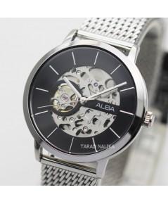 นาฬิกา ALBA SignA Automatic Skeleton A8A001X1  Special Edition