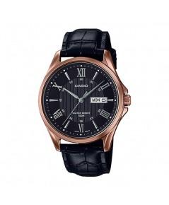 นาฬิกา CASIO Gent quartz MTP-1384L-1A2VDF(ประกัน cmg)