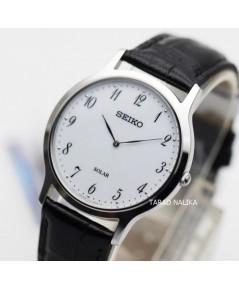นาฬิกา SEIKO Solar classic Gent SUP863P1 สายหนังเรือนบาง