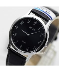 นาฬิกา SEIKO Solar classic Gent SUP861P1 สายหนังเรือนบาง