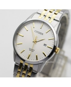 นาฬิกา Citizen gent Quartz BI5006-81P สองกษัตริย์