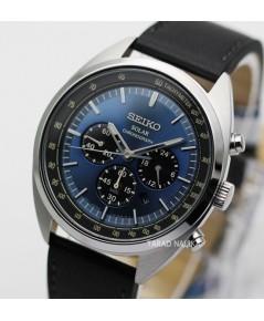 นาฬิกา SEIKO Solar SPORT  Chronograph SSC625P1 สายหนัง