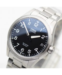 นาฬิกา Oris Big Crown ProPilot Date 751769741640782019 สายสแตนเลส