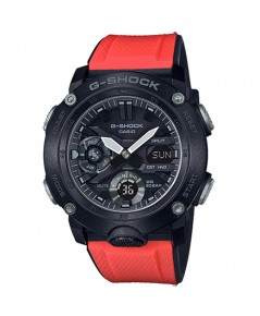 นาฬิกา CASIO G-Shock Carbon Core Guard GA-2000E-4DR (ประกัน CMG)