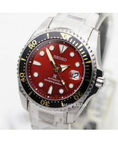 นาฬิกา SEIKO Shokun Zimbe Titanium DIVER\'s 200 m limited Edition SPB099J1
