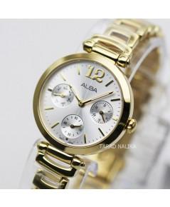 นาฬิกา ALBA lady นาฬิกาข้อมือ รุ่น AP6544X1 เรือนทอง