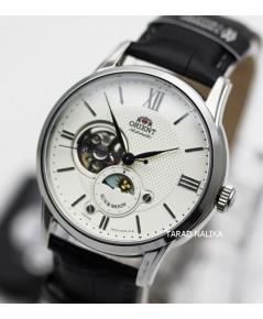 นาฬิกา Orient Sun-Moon Automatic Classic Sapphire สายหนัง ORRA-AS0005S