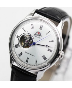 นาฬิกา Orient Automatic Semi skeleton สายหนัง ORAG00003W