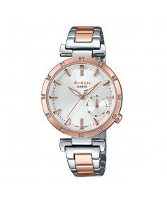 นาฬิกา CASIO SHEEN SHE-4051SPG-7AUDR (ประกันศูนย์ CMG)