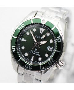 นาฬิกา SEIKO Prospex X SUMO SCUBA DIVER\'s 200 เมตร SPB103J1 หน้าปัดเขียว