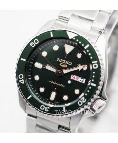 นาฬิกา SEIKO 5 Sports New Automatic SRPD63K1 (ฺ์Green)