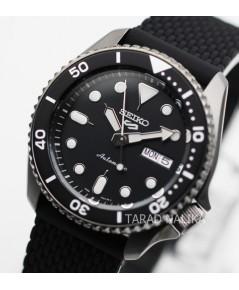 นาฬิกา SEIKO 5 Sports New Automatic SRPD65K2 (ฺ์Super Black)