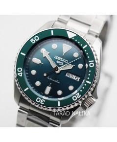 นาฬิกา SEIKO 5 Sports New Automatic SRPD61K1 (ฺ์Greenblue)