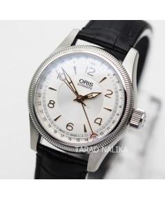 นาฬิกา ORIS Big Crown Pointer date sapphire King size 40 mm 75476794031