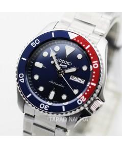นาฬิกา SEIKO 5 Sports New Automatic SRPD53K1 (ฺ์Pepsi)
