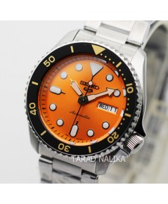นาฬิกา SEIKO 5 Sports New Automatic SRPD59K1 (ฺ์Orange)